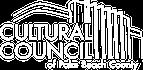 Cultural council logo white trans 300px