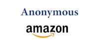 Anonymous and amazon